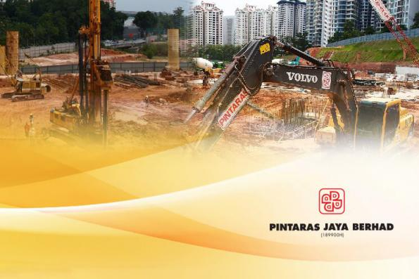 Pintaras Jaya bags RM68.5 mil contract for Bina Puri project