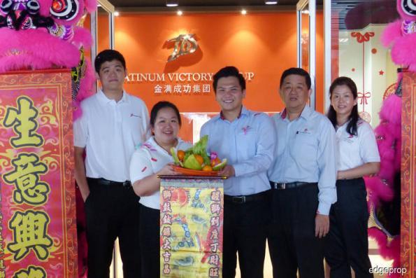 Platinum Victory unveils Residensi Platinum Teratai in Setapak