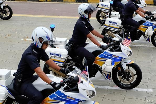 Perak police detects 23 hot spots