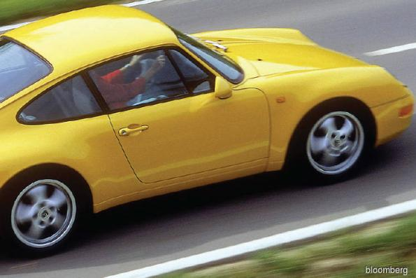 Colourful history of the bestselling Porsche 911