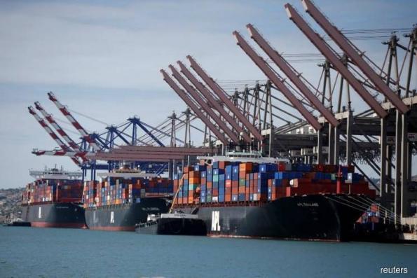 Trump's tariffs could hit 15 pct Los Angeles port business - executive