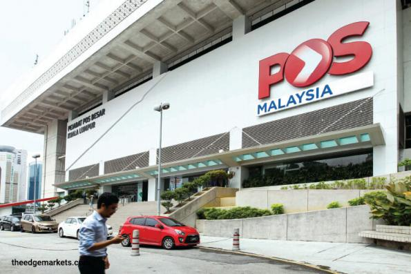 Pos Malaysia falls 7.81% on 2Q loss