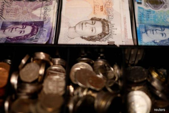 Hedge funds, smelling Brexit blood, circle sterling