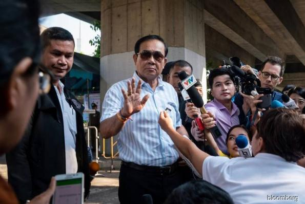 Thai Military Party Leads Election, Prayuth Poised to Keep Power