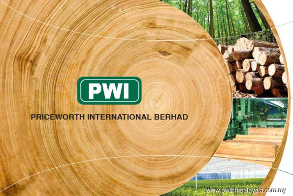 Priceworth expects to maintain improved log volume