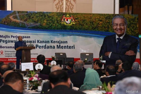 PM: Culture of sabotage still prevalent in civil service