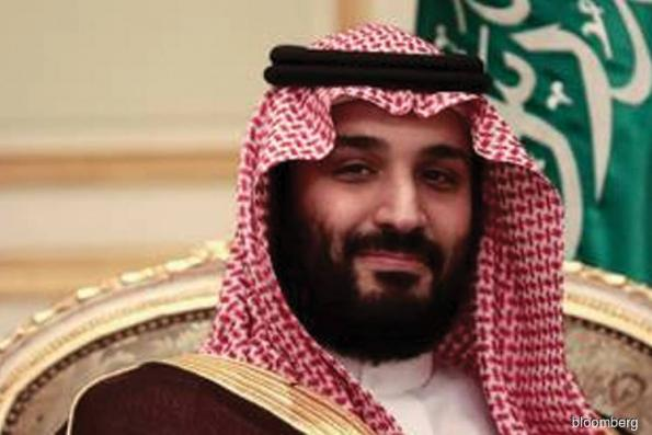 Saudi Arabia has its own way of draining the swamp