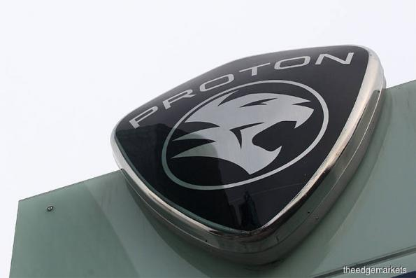 Proton car sales jump 31% in July