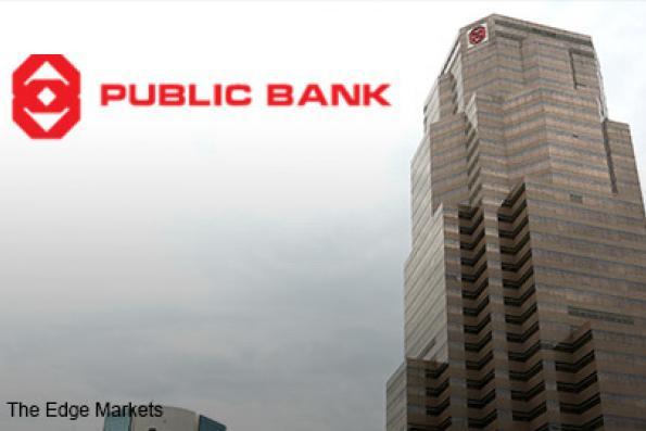 Public Bank dips 1.3% on profit taking