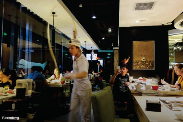 Food: This restaurant chain wants to bring Chinese hotpot to the world