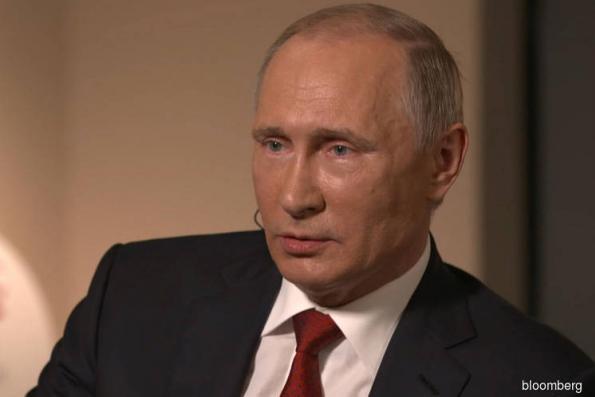 Putin crowns himself Opec king