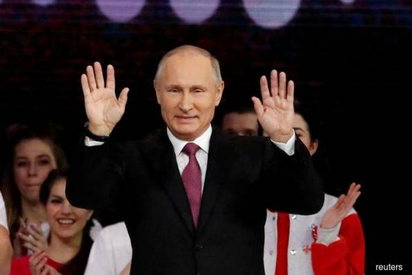 Putin's next big goal — rebranding Russia
