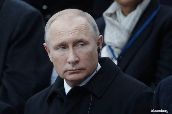 Putin's isolation is denting his growth plan for Russia