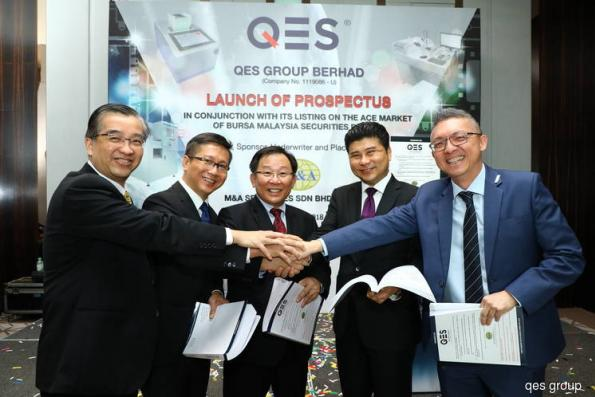 QES seeks to raise RM28.8m from IPO