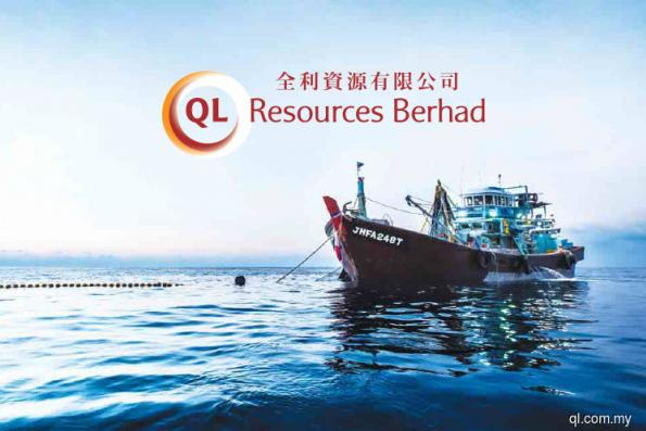 QL Resources advances to record high