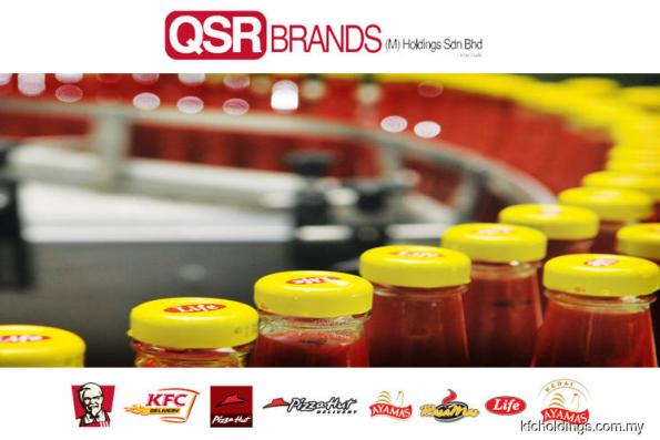 QSR Brands on track to re-list on Bursa by 1H19