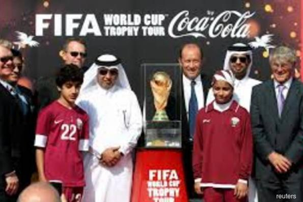 Qatari Asian Cup organiser arrives in UAE after flight hiatus