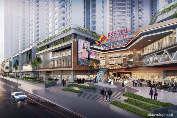 R&F Mall Johor Bahru opens March 28