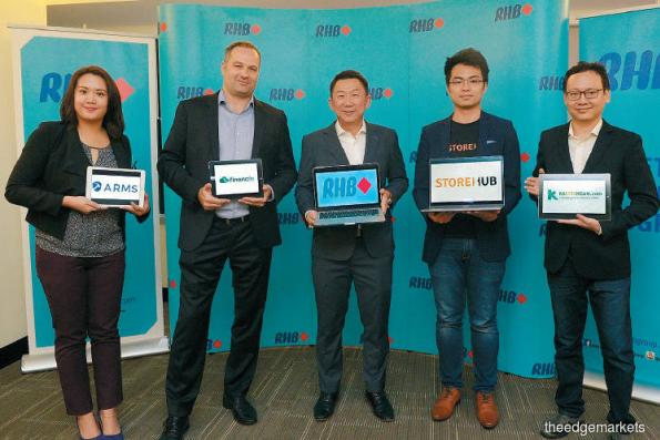 RHB Bank aims for 2,500 new registrations in 12 months
