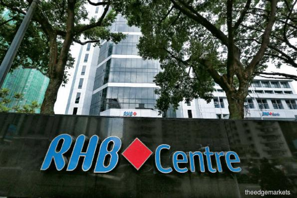 Aabar offers to sell RHB shares at steep discount to entry cost