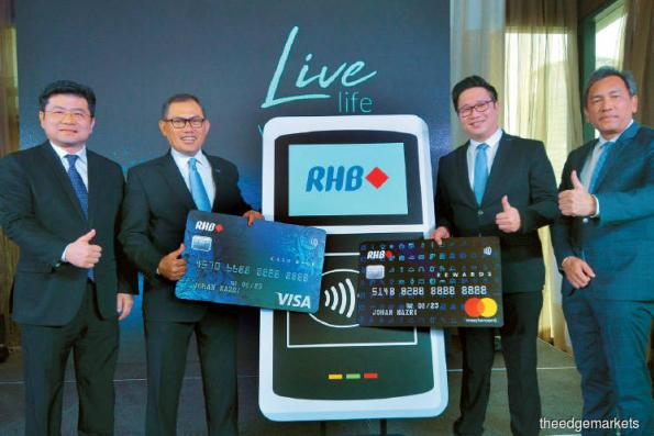 RHB targets 15% credit card spend growth with new Dual Credit Cards