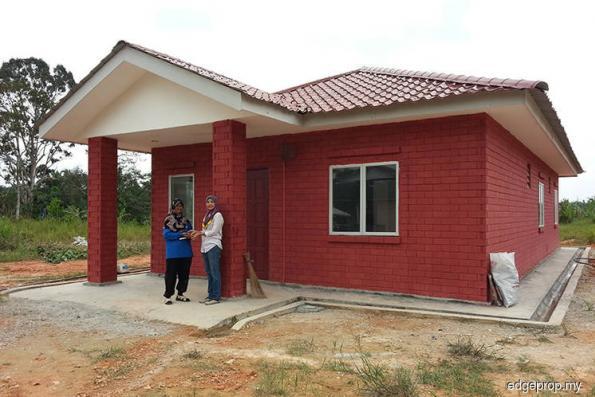SPNB Mesra to build 8,000 RMR1M homes this year