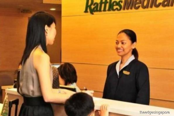 Raffles Medical posts 1.7% rise in 1Q earnings to S$15.8 mil