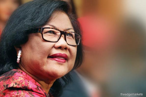 Rafidah to go about helping Putrajaya 'quietly'