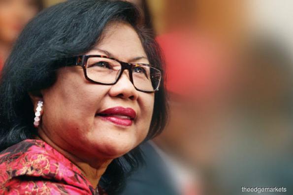 Bersatu welcomes Rafidah Aziz - Mukhriz