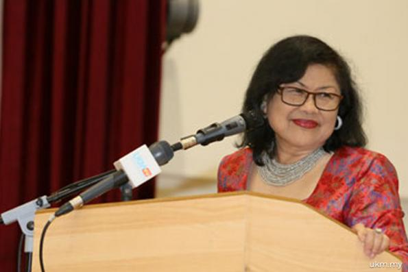 Rafidah 'amused' by Umno's sacking over support for Pakatan
