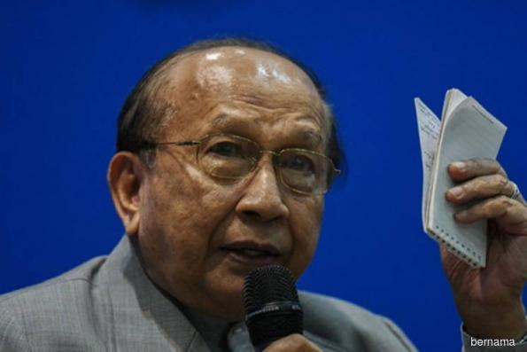 Monarchy an integral part of Malaysia's sovereignty – Rais Yatim