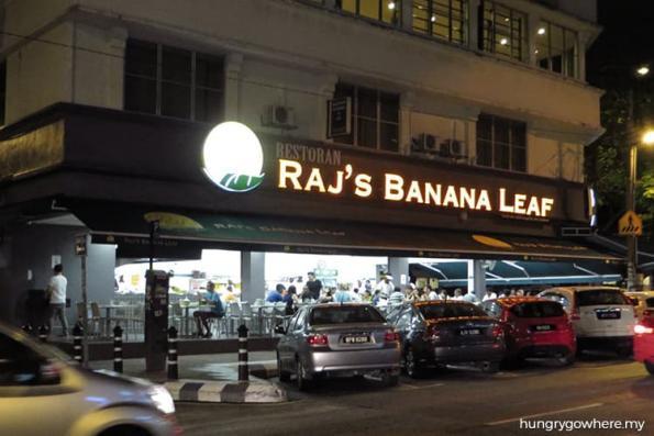 The end for Raj's Bangsar outlet?