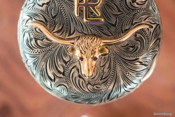 Ralph Lauren goes full-cowboy for golden jubilee