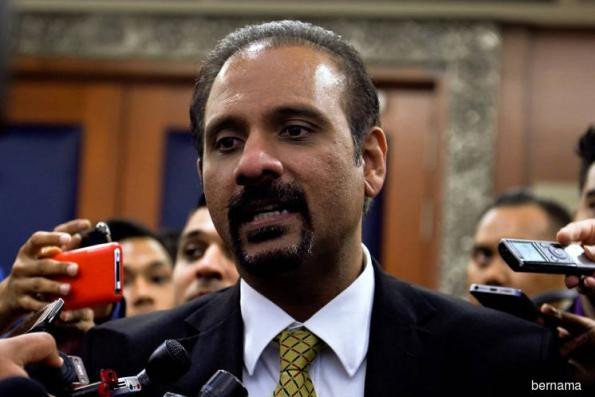 Ramkarpal ejected from Dewan Rakyat after calling Umno Youth 'gangsters'