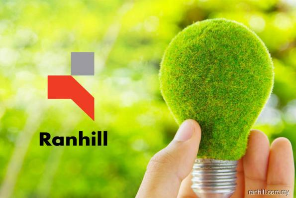 Ranhill 4Q earnings up 69% on lower cost of sales