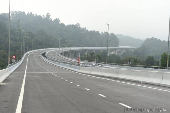 Rawang Bypass opens today