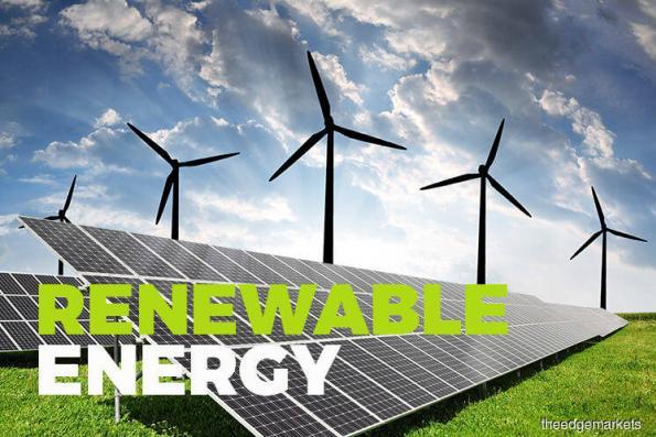 Malaysia on track to achieve renewable energy goal