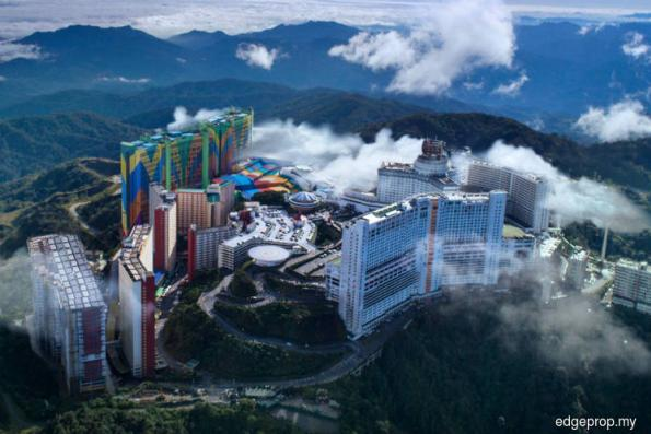 Genting theme park on track for completion in early 2019 despite multibillion-ringgit lawsuit – report