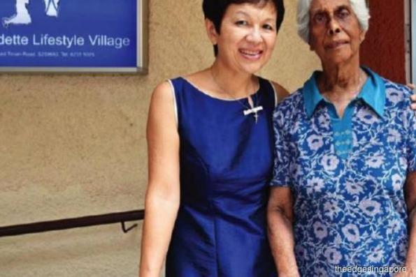 As Singapore ages, companies begin to offer different forms of care facilities