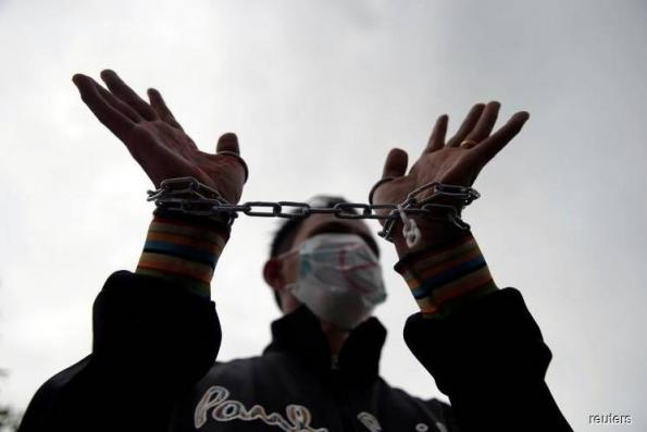 Two Reuters journalists arrested in Myanmar — government