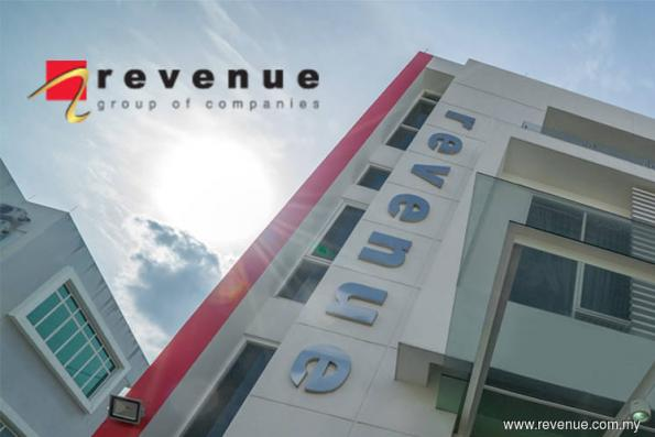 Revenue Group most active, up 18.4% on second day of trading