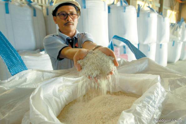 Bernas denies claims of short-changing paddy farmers