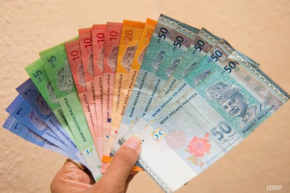 Ringgit at 4.0015 against US dollar