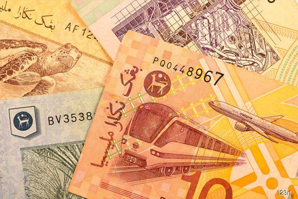 Ringgit riding on Malaysia's improved fiscal outlook