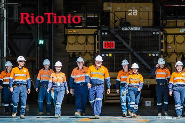Rio Tinto on track for record iron ore exports as China imports surge