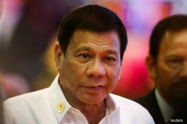 Duterte backs Xi as ex-Philippine officials allege China crimes