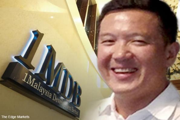 Report: Cops raid home of ex-Goldman banker linked to 1MDB scandal