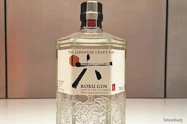 Drinks: A new Japanese gin takes its place on UK supermarket shelves