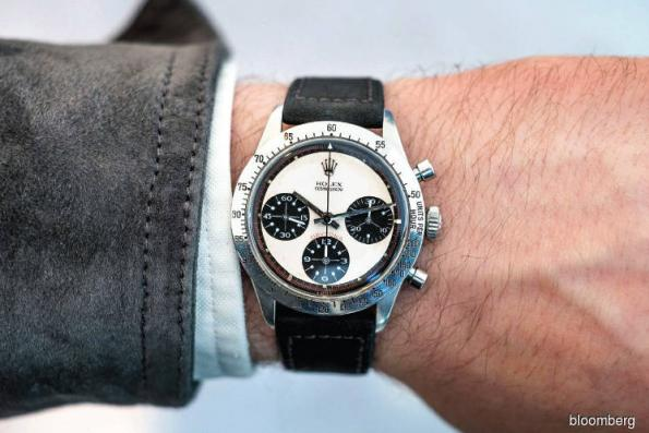 Watches: Trying on one of the most legendary watches of all time