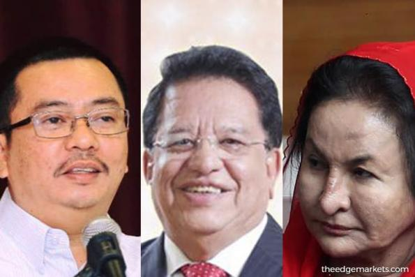 Corruption: Rosmah, Rizal, Tengku Adnan and businessman to be charged this afternoon